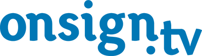 OnSign TV Digital Signage Server